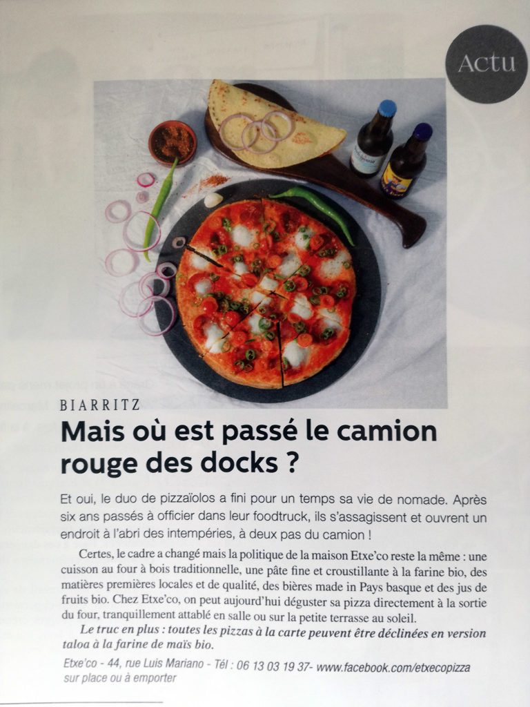 article cote basque madame avril-mai 2018
